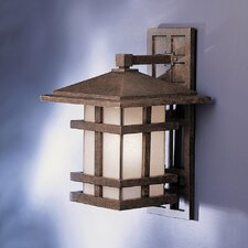 Cross Creek Outdoor Wall Lantern