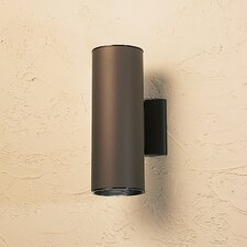 Cans and Bullets Outdoor Wall Lantern
