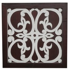 Ratu Modern Fretwork Design 1 Wall Decor