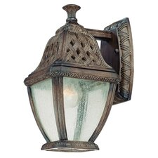 Biscayne 1 Light Wall Lantern