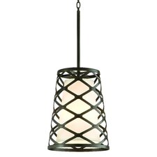 Helix 3-6 Light Entry Foyer Pendant