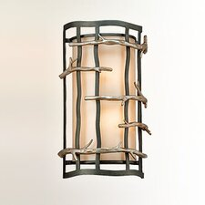 Adirondack 1 Light Wall Sconce