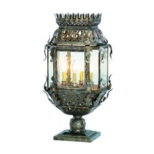 "Montrachet 4 Light 13"" Outdoor Post Lantern"