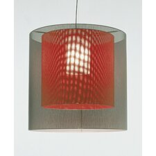 Moare Drum Pendant Light
