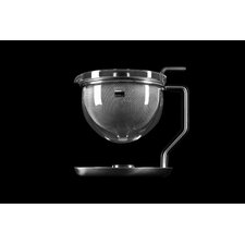 Mono Classic Teapot with Integrated Warmer by Tassilo von Grolman