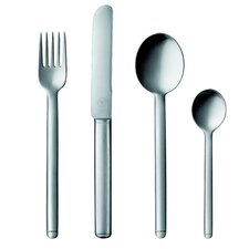 Silver 20 Piece Flatware Set