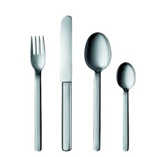 36 Collection Stainless Steel 5 Piece Flatware Set