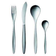 42 Stainless Steel Flatware Collection