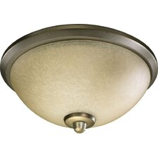 Alton Three Light Bowl Ceiling Fan Light Kit