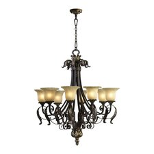Belmira 8 Light Chandelier