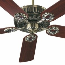 "52"" Empress 5 Blade Ceiling Fan"