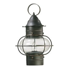 Emeril 1 Light Oval Outdoor Wall Lantern