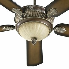 "52"" Galloway 5 Blade Ceiling Fan with Remote"