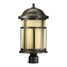Palomar 1 Light Outdoor Post Lantern