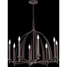 Gateway 8 Light Chandelier