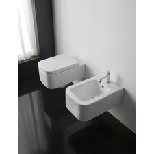 Next Wall Mount Bidet in White