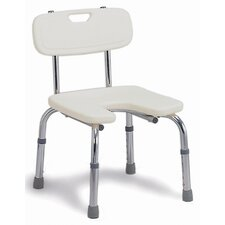 Hygenic Bath Seat with Back Rest