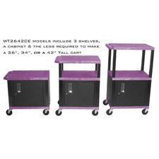 "Tuffy 26"" - 42"" Cabinet Cart"