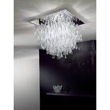 Avir 4 Light Semi Flush Mount