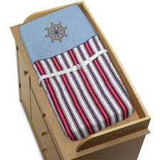 Nautical Nights Collection Changing Pad Cover