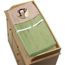 Monkey Collection Changing Pad Cover