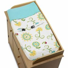 Layla Collection Changing Pad Cover