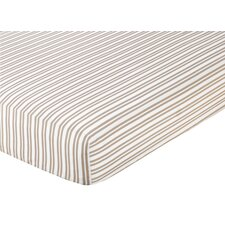 Lamb Collection Fitted Crib Sheet