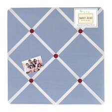 Come Sail Away Collection Memo Board