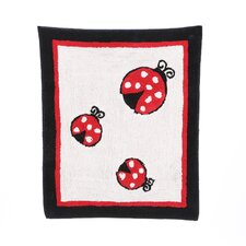 Little Ladybug Collection Floor Rug