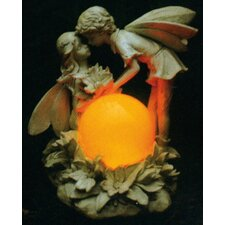 Kissing Solar Fairies Statue
