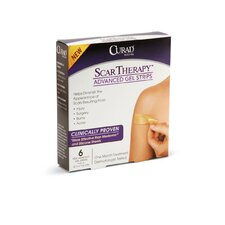 Curad Advance Scar Therapy Strips (Pack of 24)
