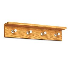 Wood Coat Rack