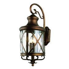4 Light Outdoor Wall Lantern