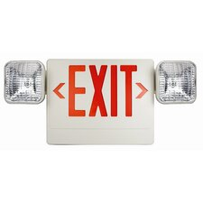 Accessories 2 Light Safety Exit Sign