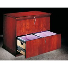 Prominence Two Drawer Lateral File Cabinet
