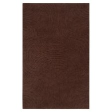 Sculpture Brown Rug
