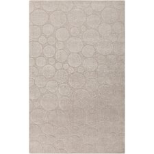 Sculpture Lavender Gray Rug