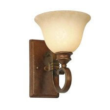 Rockefeller 1 Light Wall Sconce