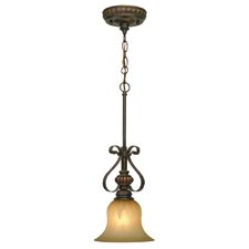 Mayfair 1 Light Mini Pendant