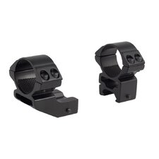 2-Piece Weaver High Extension Forward Mount