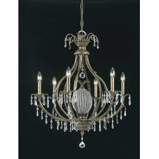 Aloha 7 Light Chandelier