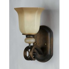 Ironstone 1 Light Wall Sconce