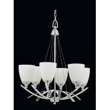 Neptune 6 Light Chandelier