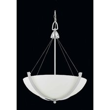 Neptune 3 Light Inverted Pendant