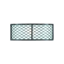 Chainlink 1 Light Wall Sconce