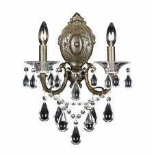 Renaissance 2 Light Wall Sconce