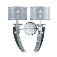 Aurora 2 Light Wall Sconce