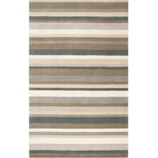 Madison Square Caper Green Multi Rug