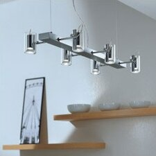 Tu-B Six Light Pendant