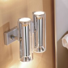 TU-B Dual Vertical 4 Light Wall Sconce